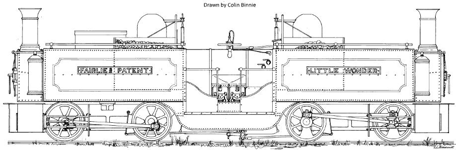 Colin Binnie  Railway Drawings